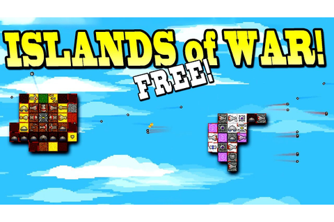 *FREE GAME* BUILD A FLOATING BATTLE ISLAND! - Islands of ...