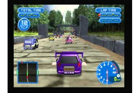 Lets Play Gadget Racers PS2 Part 22 - YouTube