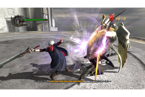 Shock Value: Devil May Cry 4