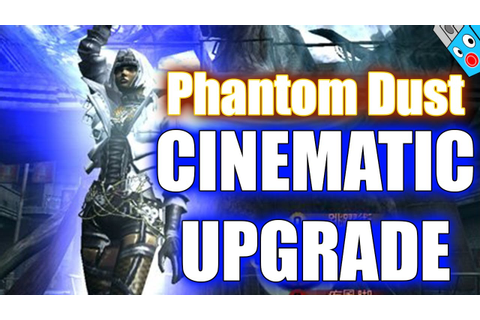 Phantom Dust gets a Cinematic UPGRADE!! - Game Releases ...