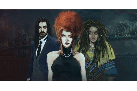 Vampire: The Masquerade - Coteries of New York's ...