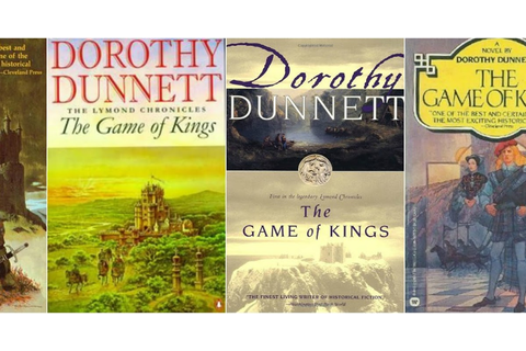 Don't Be Afraid of the Dork: REVIEW | The Game of Kings by ...