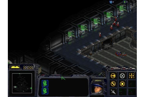 StarCraft: Insurrection (1998 - Windows). Ссылки, описание ...
