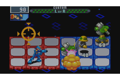 Mega Man Battle Network 5: Team Colonel & Protoman (GBA ...