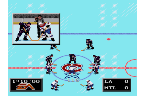NHL Hockey 94 Download Game | GameFabrique
