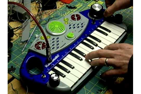 [Full Download] Circuit Bent Keyboard Cygoblin 11b Toy ...