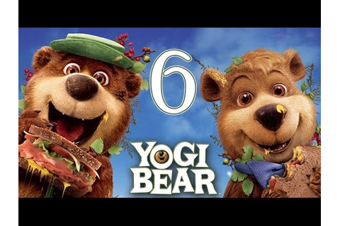 Yogi Bear The Game (Wii) Walkthrough Part 6 - Level 11 ...
