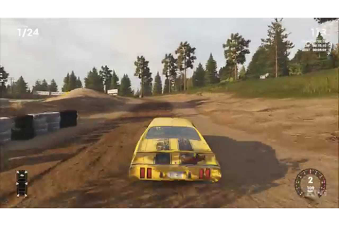 Next Car Game: Wreckfest Gameplay (PC HD) [1080p] - YouTube