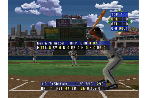 High Heat Baseball 2000 Download Game | GameFabrique