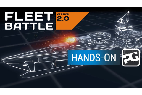 FLEET BATTLE: BATTLESHIPS GAME | Hands-On - YouTube
