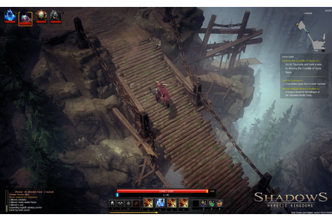 "Game highlight: ""Shadows: Heretic Kingdoms"" 