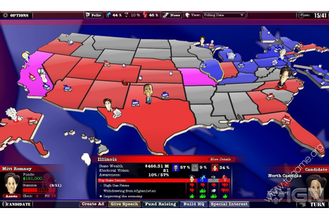 The Political Machine 2012 - Download Free Full Games ...