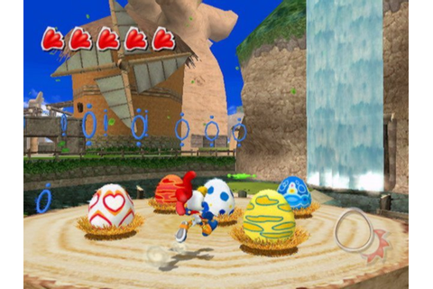 All Billy Hatcher and the Giant Egg Screenshots for GameCube