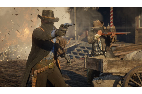 Red Dead Redemption 2 Day One Patch Size Revealed ...