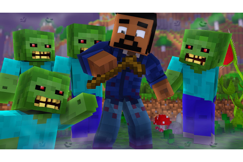 NEW ZOMBIES GAME ON HYPIXEL! | Minecraft ZOMBIES! - YouTube