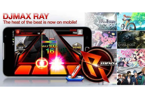 Angak Bari: DJMAX RAY 1.2.1 Full [APK + DATA] Free Download