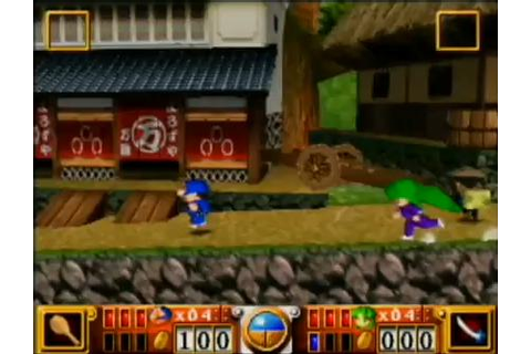Goemon's Great Adventure (USA) ROM