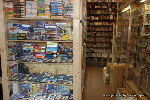 Inside Video Games New York, One of the Last Gaming Stores ...