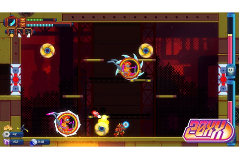 20XX coming to consoles this Summer | SideQuesting