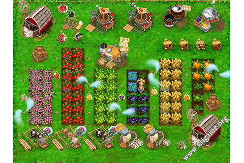Ranch Rush - Download Free Full Games | Time Management games