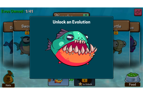Eatme.io: Hungry fish fun game - Android games - Download ...