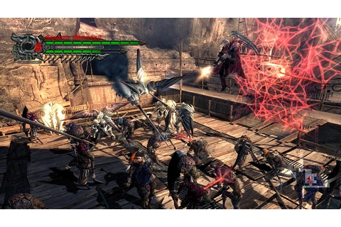 Download Devil May Cry 4 PC Full Version Free | Download ...