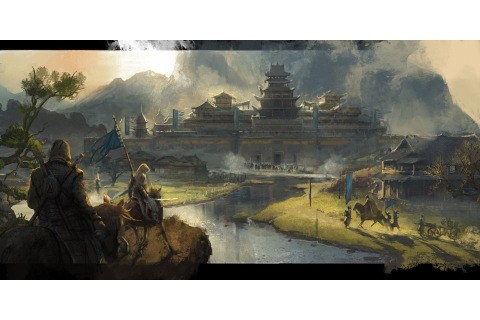 Assassin's Creed Set In China Surfaces In Gorgeous Ubisoft ...