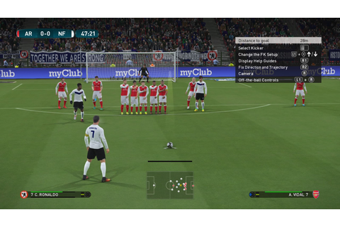Pro Evolution Soccer Pro 2017 Free Download ~ Atta PC Games
