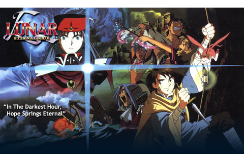 Lunar: Eternal Blue (Video Game) - TV Tropes