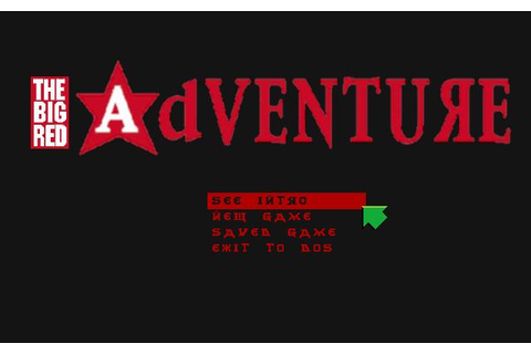 Big Red Adventure Download (1995 Adventure Game)