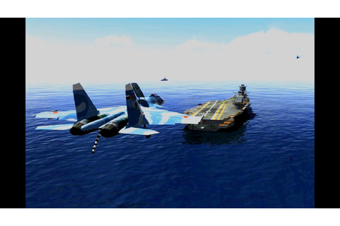 Top 10 Best Most REALISTIC PC Combat Jet/Warplane Fighter ...