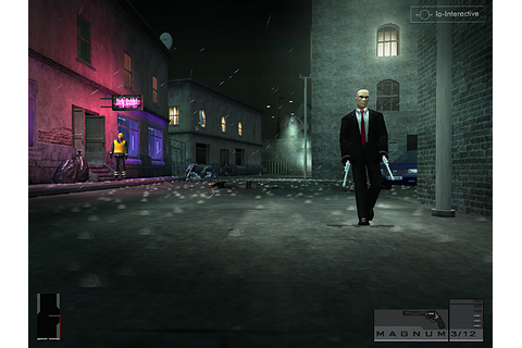Hitman 3 Contracts Ripped PC Game Free Download 145MB ...