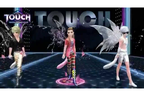 Touch - Prodigy - 3D K-POP Music Games - Free To Play ...