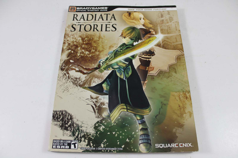 Radiata Stories (Brady Games)
