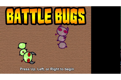 I play Battle Bugs (Feed and Grow Game) - YouTube