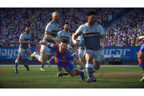 Rugby League Live 3 - Download