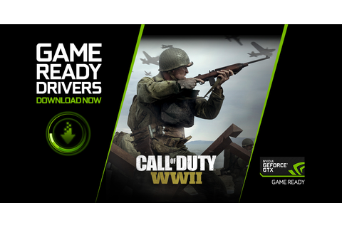 Call of Duty: WWII Game Ready Driver Released | GeForce