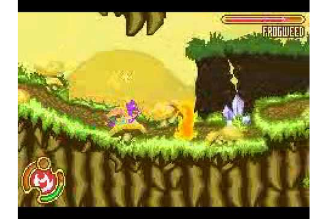 The Legend of Spyro - A New Beginning (GBA) - YouTube