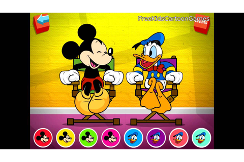 Free Mickey Mouse Games Online Kids Games Mickey Mouse ...