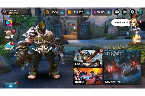 Chronoblade – Netmarble to publish mobile action RPG for ...