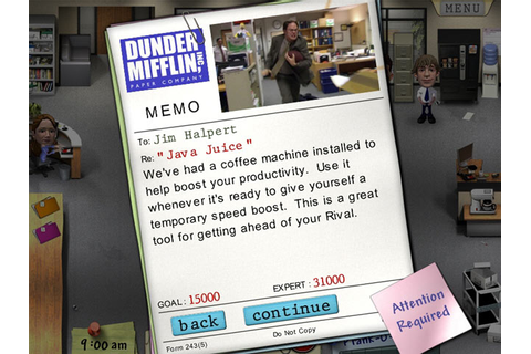 The Office > iPad, iPhone, Android, Mac & PC Game | Big Fish