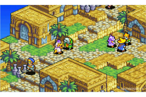 Final Fantasy Tactics Advance Download Game | GameFabrique
