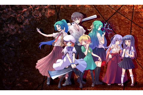 [Visual Novel Review]: Higurashi no Naku Koro ni ...