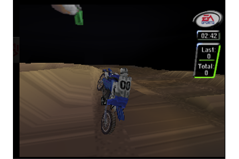 Supercross 2000 (USA) ROM