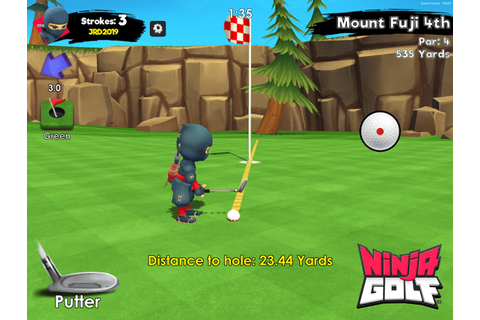 GDC 2019 Hands-On IMPRESSIONS: Ninja Golf - oprainfall