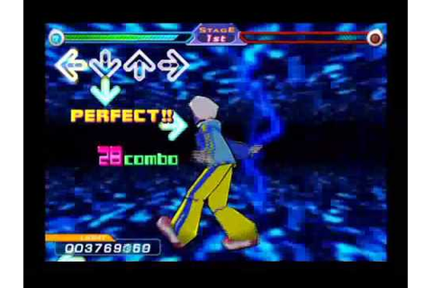 Dance Dance Revolution Extreme (PS2) Dancers Compilation ...