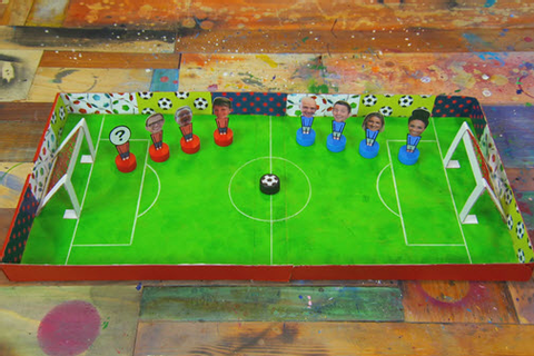 Make a flick football game | LearnEnglish Kids | British ...
