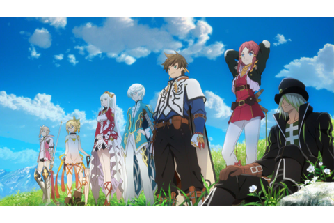 Tales of Zestiria [Steam CD Key] for PC - Buy now