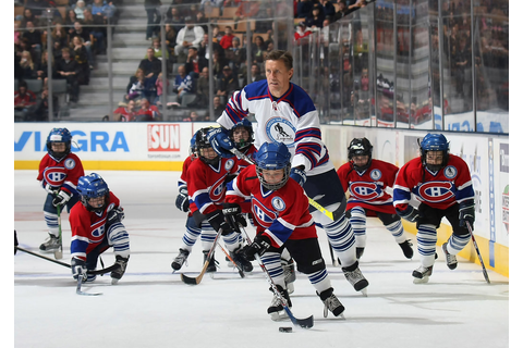 Legends of Hockey Game - Zimbio