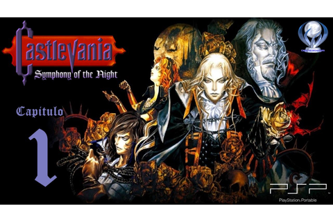 Castlevania Symphony of the Night (Gameplay en Español ...